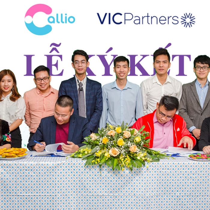 Quỹ đầu tư VIC Partners rót vốn vào startup công nghệ Callio