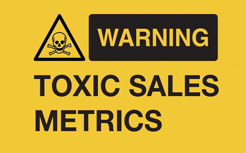 Sales Brief: Số liệu xấu